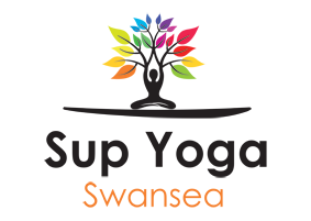 Stand Up Paddleboard Yoga Swansea area